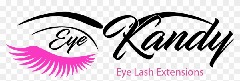 Introducing Eye Kandy Lash Your Answer For Longer Thicker - Eye Lashes Png Logo #990920