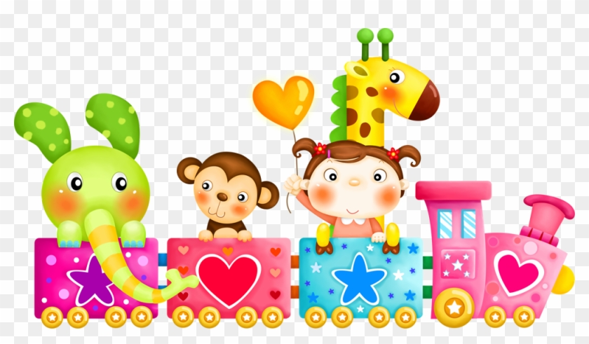 Дети - Клипарт Детский На Прозрачном Фоне #990992