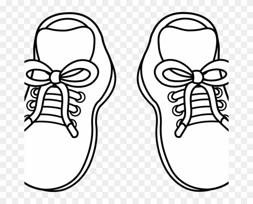 Pictures Of Shoes To Colour Shoe Clipart 4 Clipartbarn