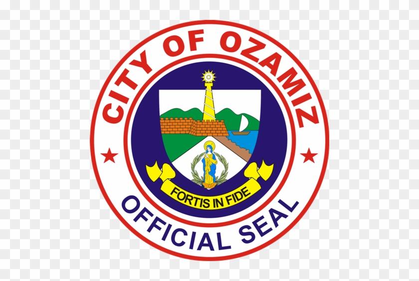 Reynaldo Parojinog And Four Still Unidentified Persons - City Seal