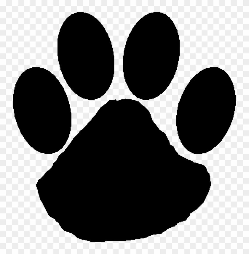 wildcat de la pata de clip art wildcat paw print clip art free rh clipartmax com Wildcat Logo wildcat mascot clipart free
