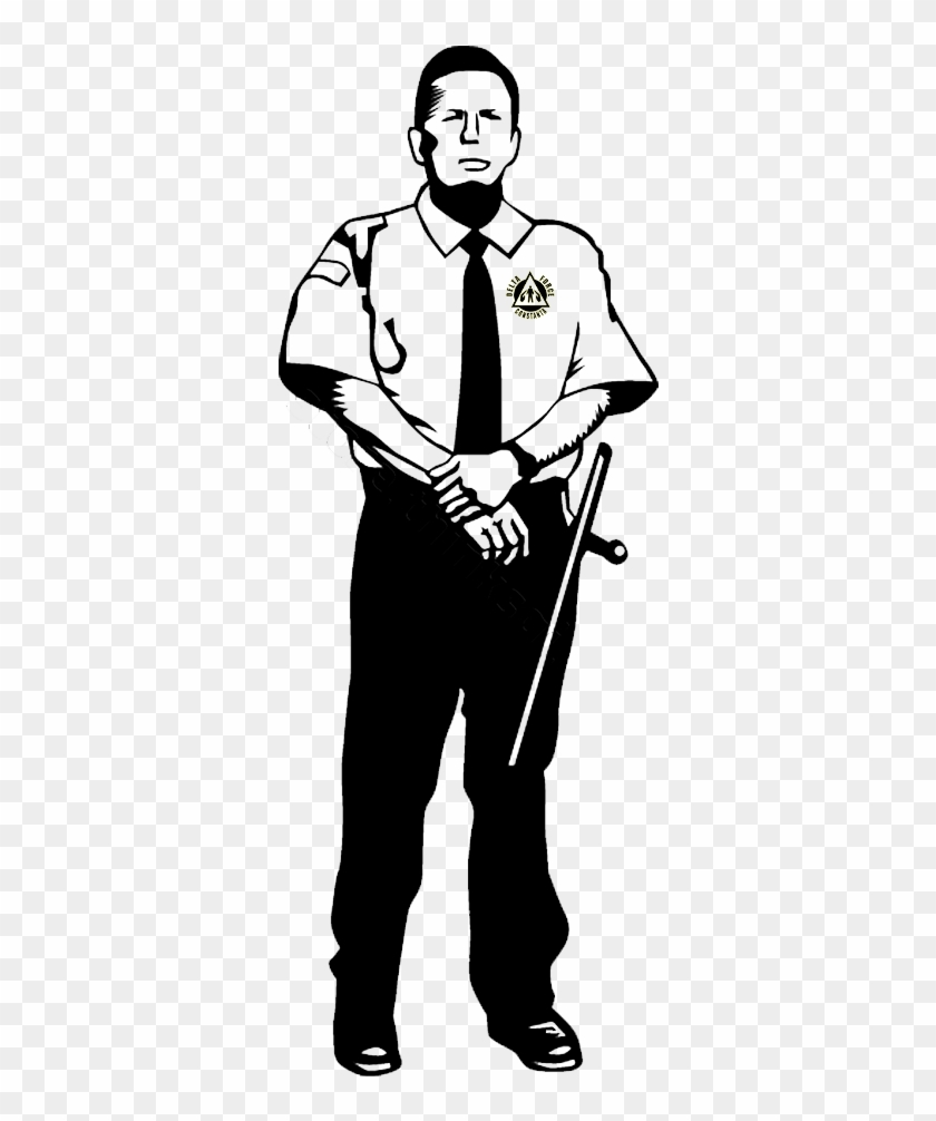Security Guard Police Officer Royalty-free Clip Art - Security Guard
