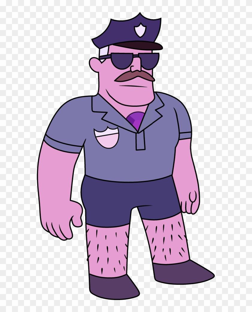 Dumb Police - Big The Cat Human #992362