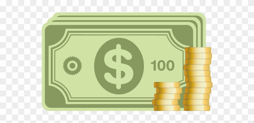Cash Icon Png Download - Dollar - Free Transparent PNG