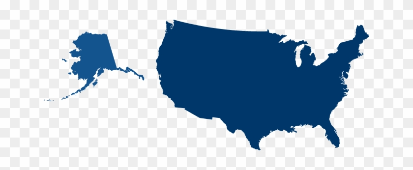 United States Map Icon - Free Transparent PNG Clipart Images Download