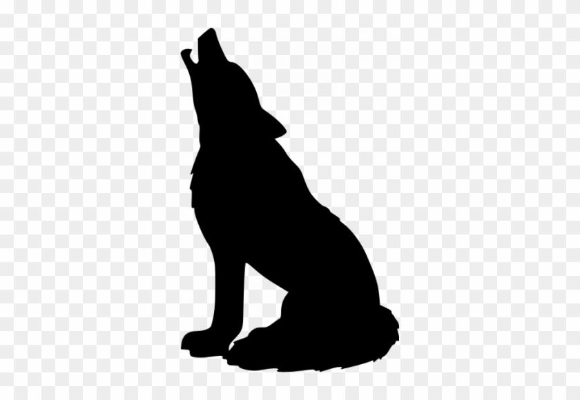 Wolf Silhouette Vector Image Public Domain Vectors - Wolf