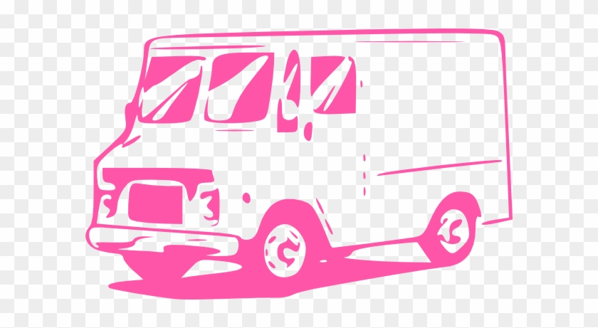 Food Truck Clip Art At Clker - Life Is Like A Crappy Food Truck Greeting Cards #994548