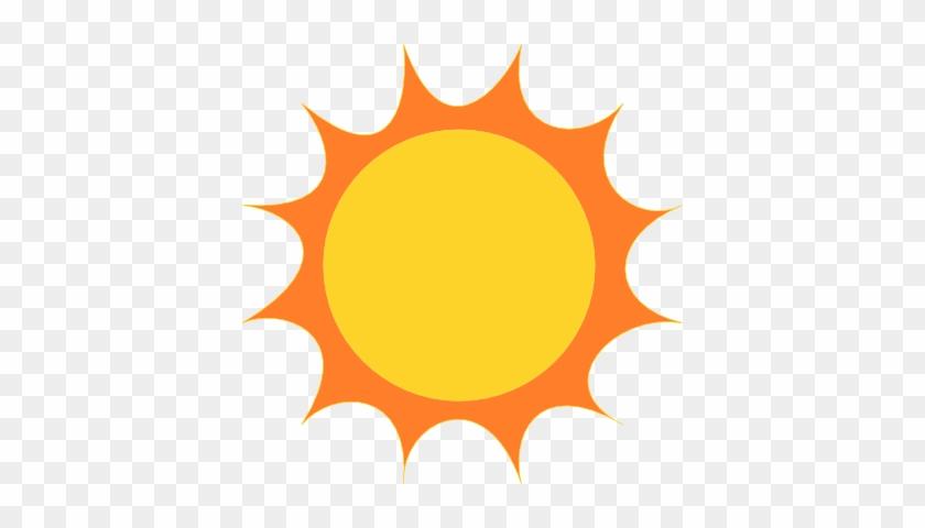 Sun Clipart Transparent Background - Sunshine Clipart #174306