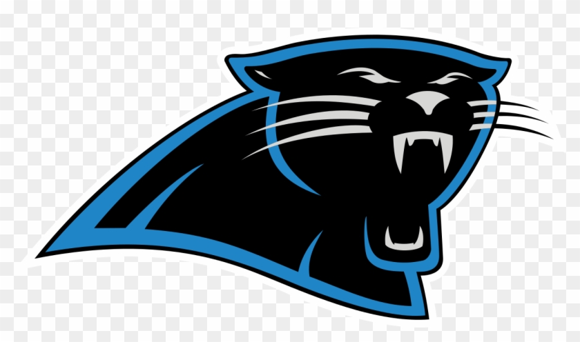 Being A Panthers Fan Pays Off In More Ways Than One - Fathead Nfl Logo Wall Decal Nfl Team: Carolina Panthers #174373