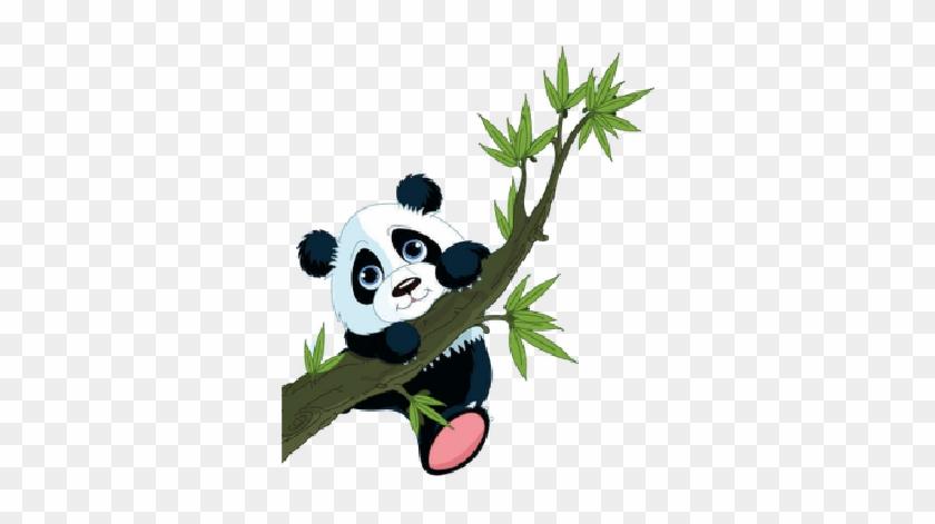 New Panda Bear Clipart Cute Panda Bear Clip Art Car - Bo Jungle #174718