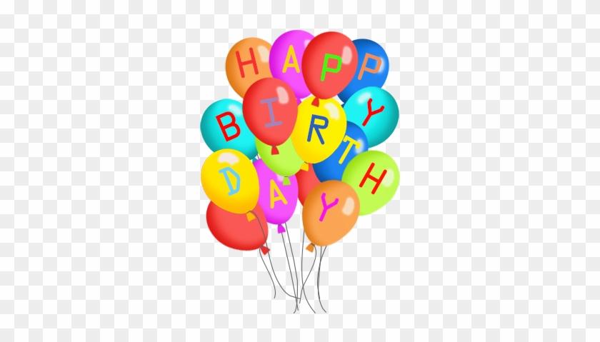 Clipart Birthday Balloons Happy Clip Art Many Interesting