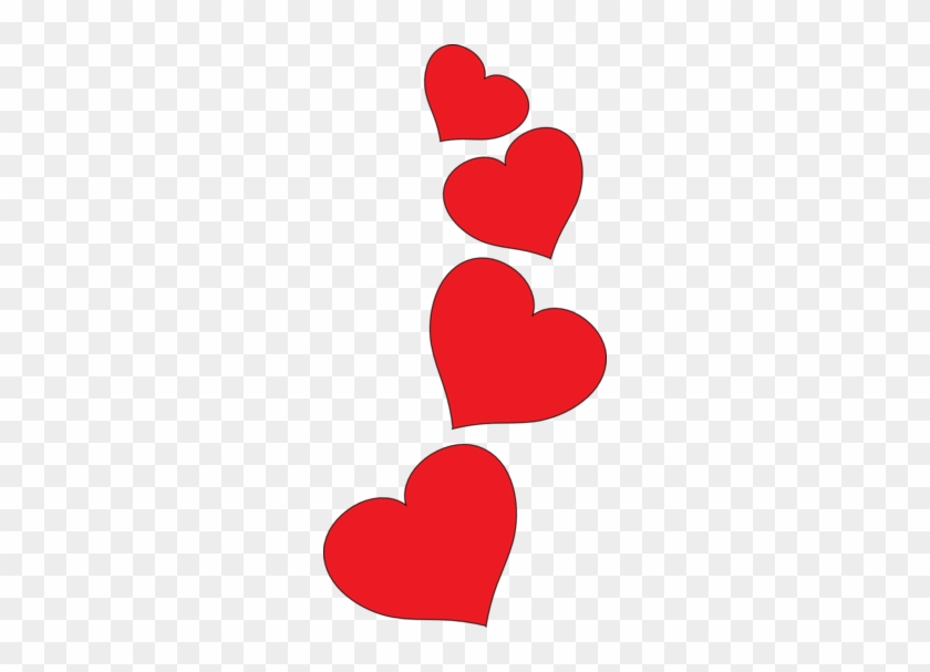 Red Hearts Clipart - Red Hearts Clip Art #174788