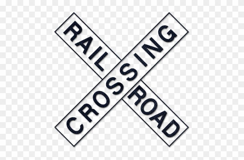 Rail Road Crossing Clipart Panda