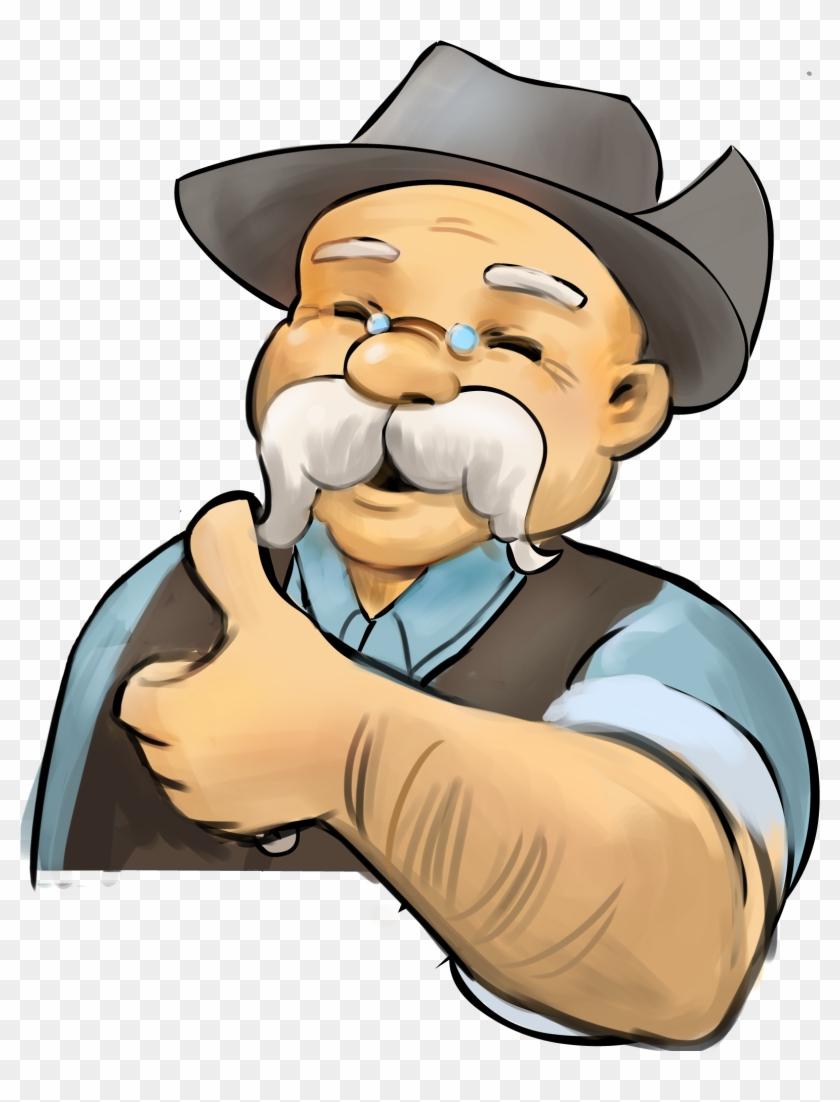 Train Conductor Cliparts - Train Conductor Face Cartoon #174934