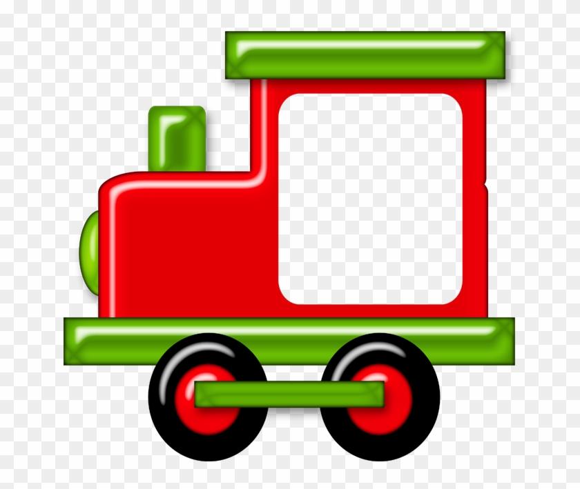 Cheyokota Digital Scraps - Train Picture Frame Template #174947