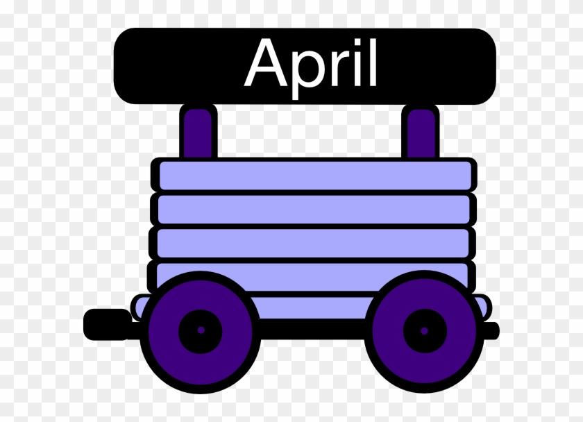 Purple Train Carriage #174949