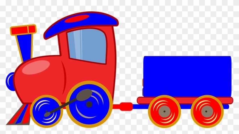 Download - Train Engine Cartoon #174967