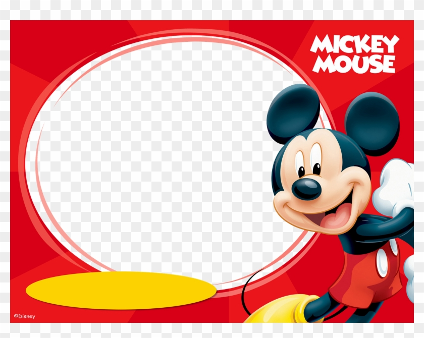 Mickey Mouse Png Mickey Mouse Frame Minions Mice Mickey Mouse