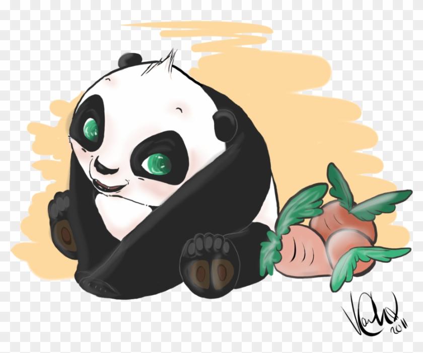 Baby Po Kung Fu Panda 2 Fanart By Holyfrap - Kung Fu Panda Fan Art #175052