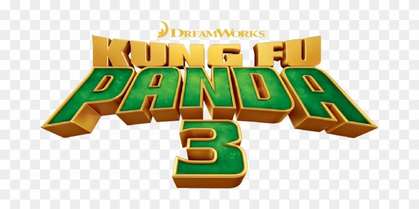 Kfp3 Logo - Kung Fu Panda 4 #175124