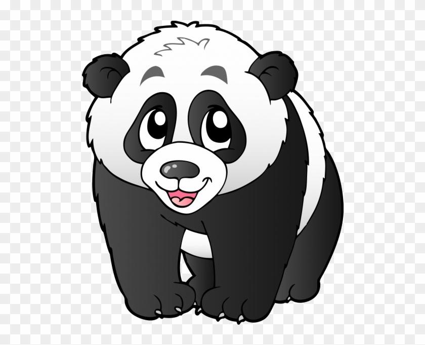 Panda Bear Animal Cartoon #175253