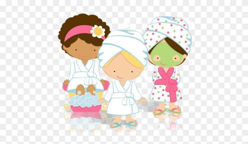 spa party spa party clipart free transparent png clipart images