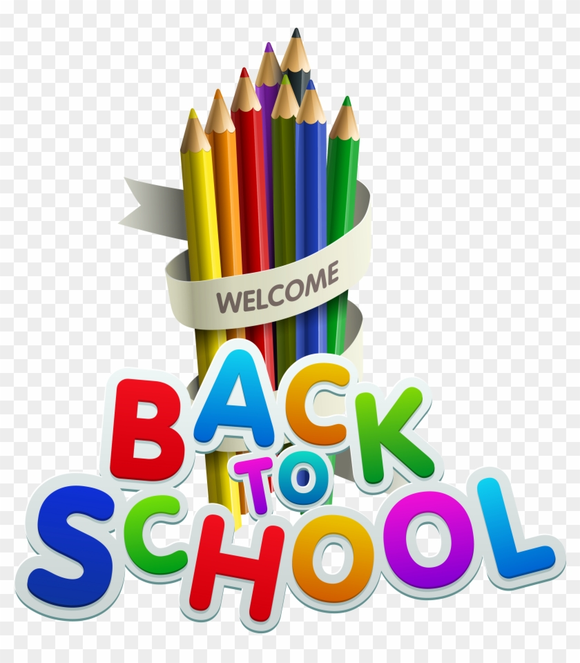 Welcome Back Message From Our Superintendent, Maribel - Welcome Back To School Clipart #175386