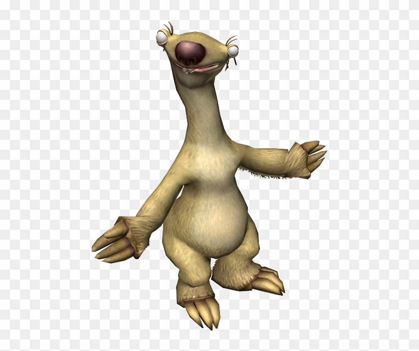 Ice Age Sid Png - Sid Ice Age Png #175413