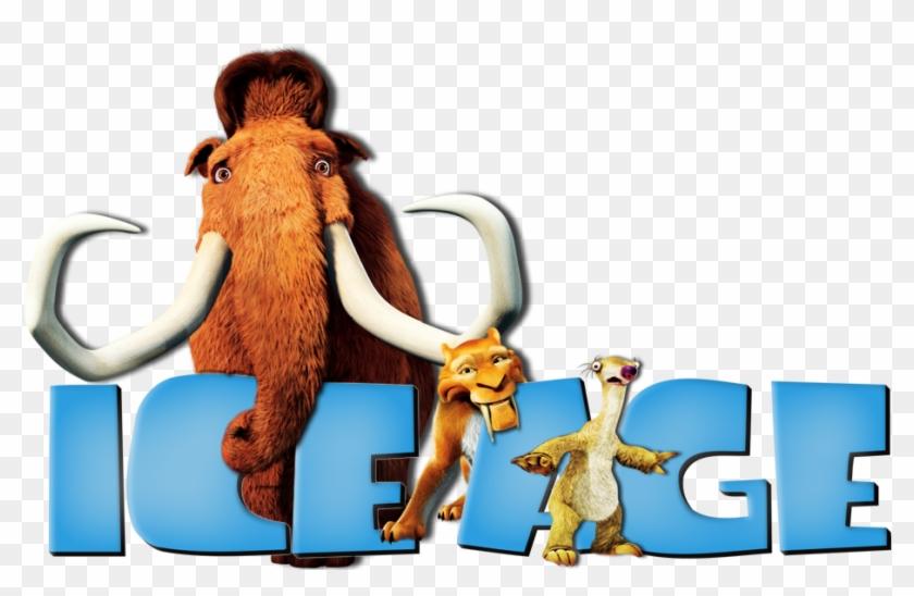 Ice Age Image - Ice Age Logo Png #175416
