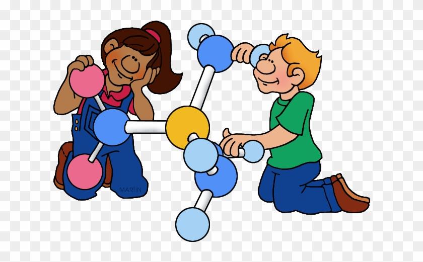 Element Clipart Phillip Martin - Elements Compounds And Mixtures Clipart #175481