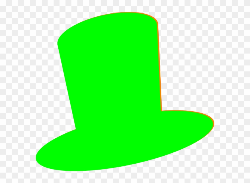 Green Top Hat Clipart #175585