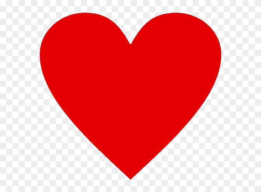 Heart Outline Kcjegagbi - Heart Jpg #175940