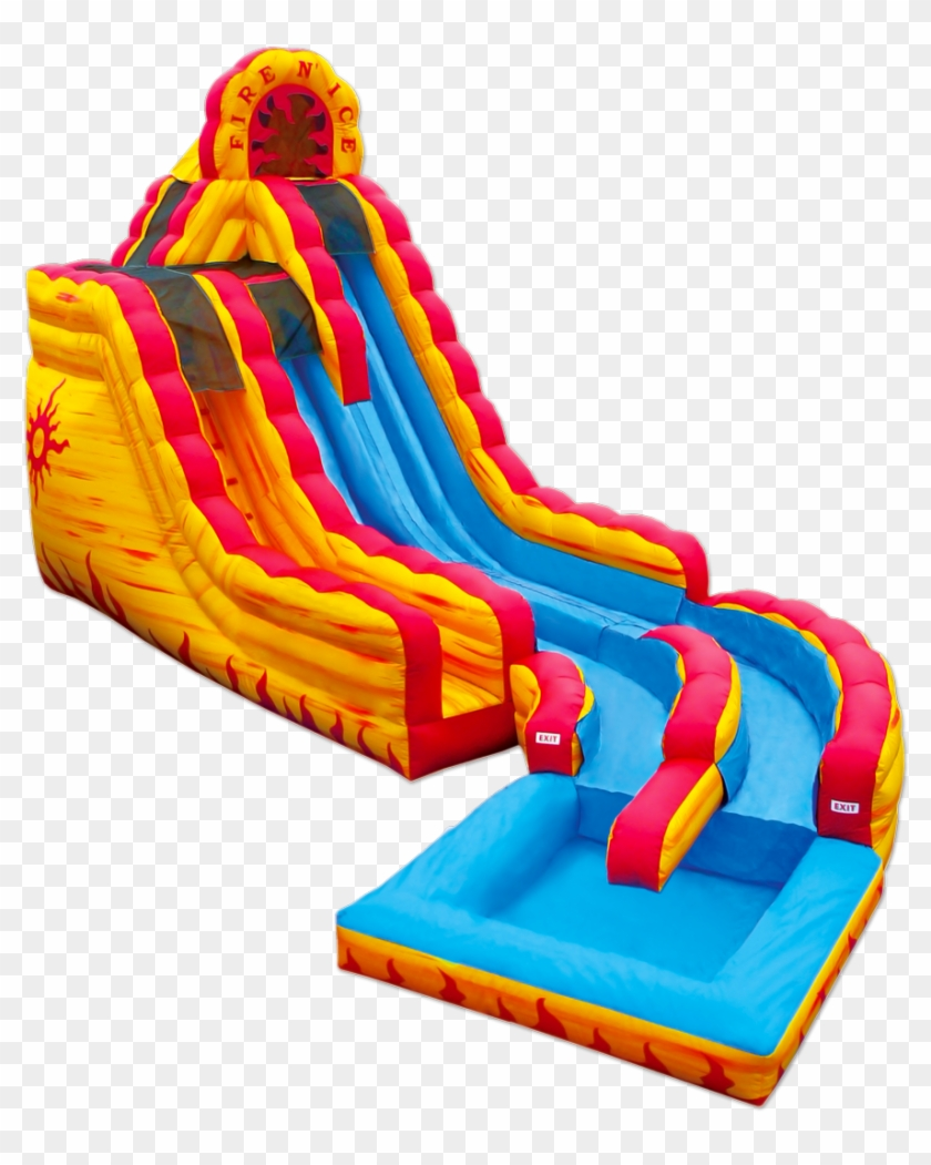 Water Slide Clipart - Water Slides For Rent #176014