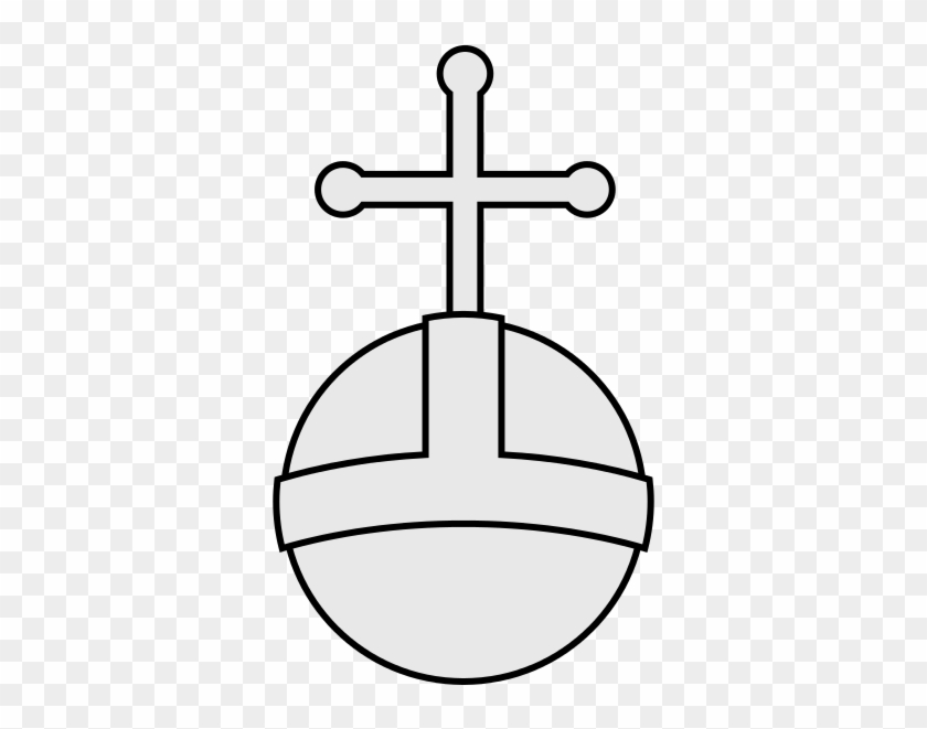 The Globus Cruciger, Also Known As The Orb And Cross, - Wikimedia Commons #176244