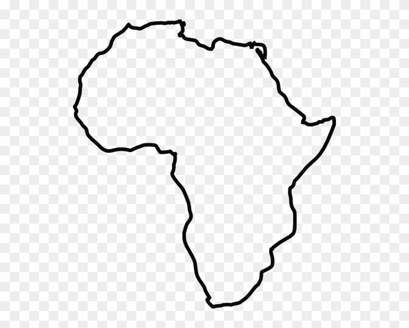 Africa Clipart - Sierra Leone Africa Map #176292