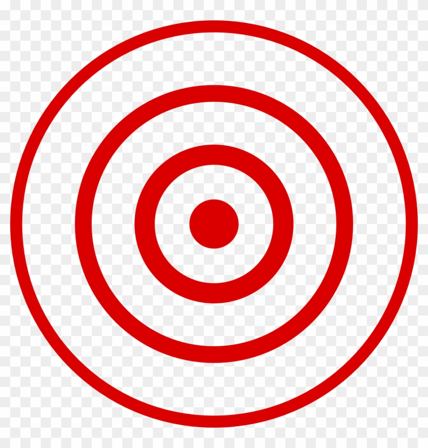 Excellent Target Clipart Bullseye With Trger - Bulls Eye Png #176450