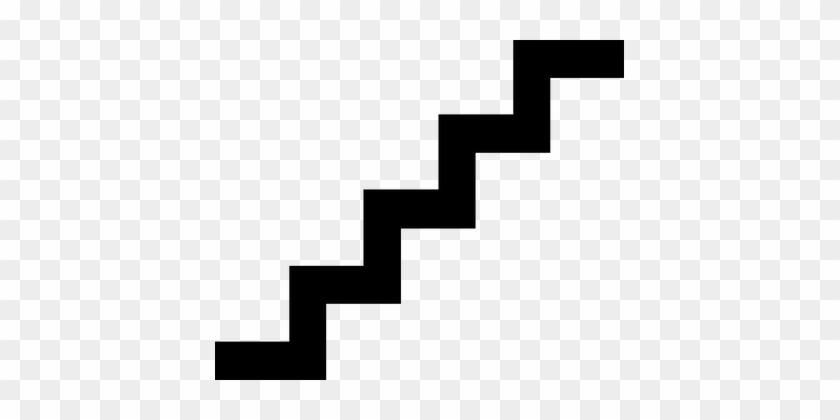 stairs climb levels descend shapes level c steps clipart free