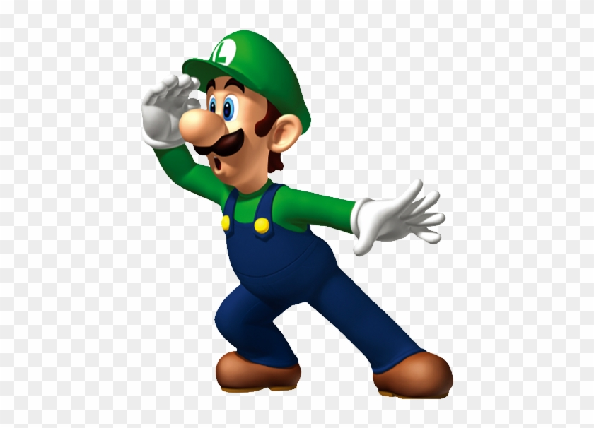 Luigi Clip Art - Cartoon Characters That Start With L #176479