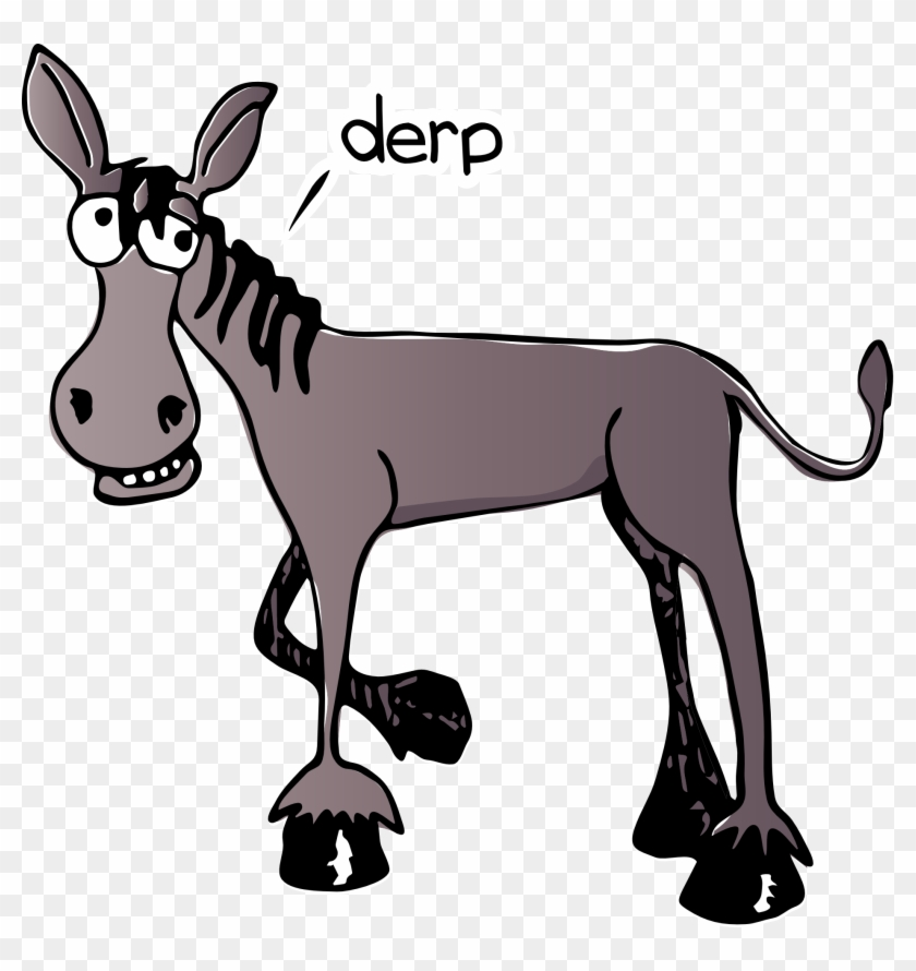 Derp The Donkey #176575