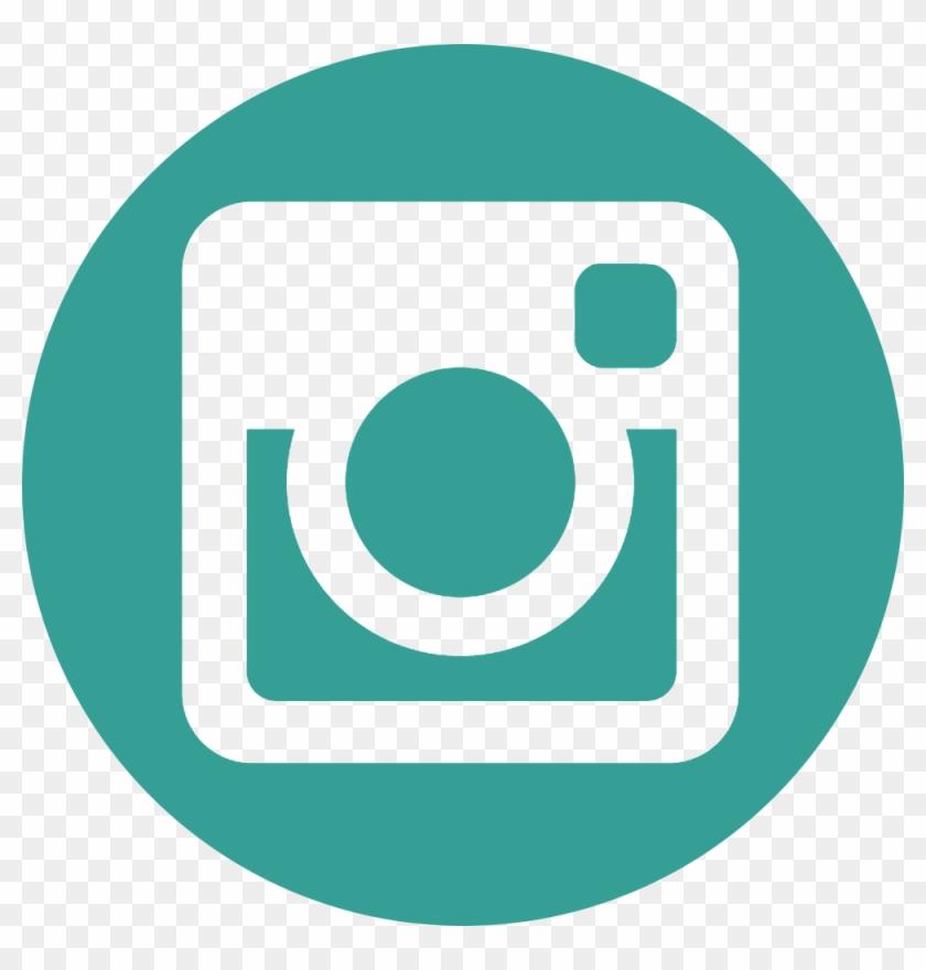 Instagram Round Logo Png - Instagram Logo Round Transparent #176857