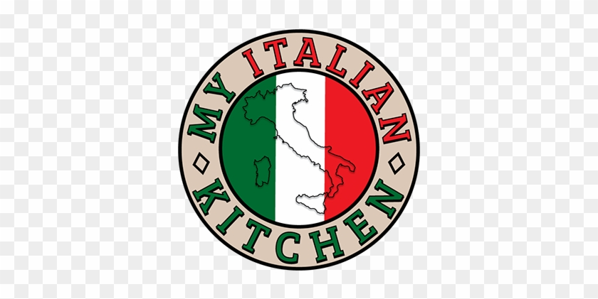 Logo For My Italian Kitchen Seal Beach - Italian Kitchen Clip Art #176908