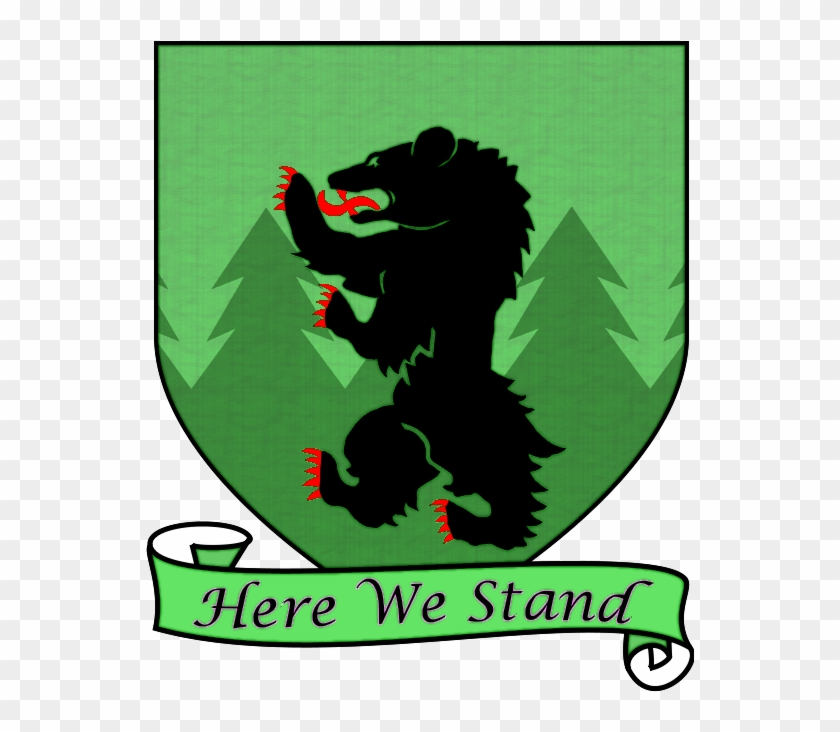 Here I Stand Mormont #176921