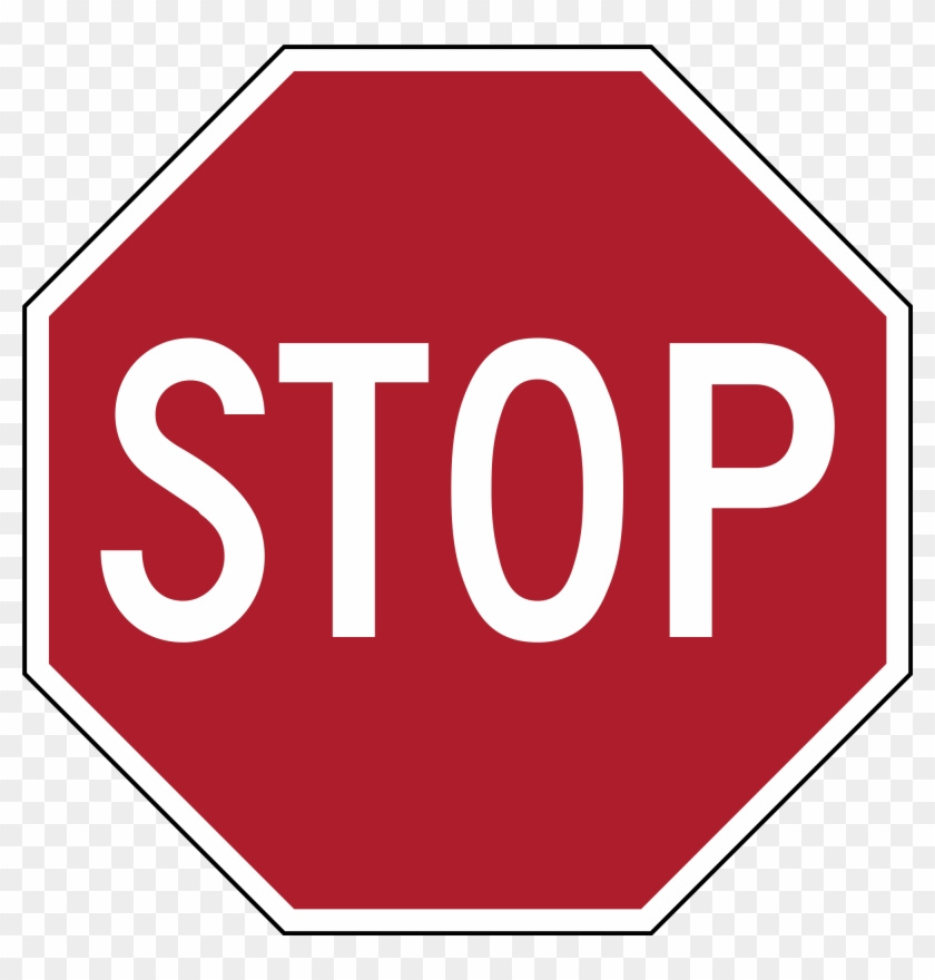 Stop If You Are Renewing Your Ahna Membership, Log - Stop Sign Construction #176929