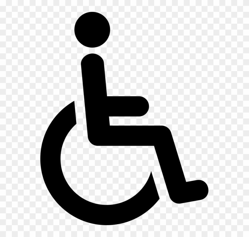 Wheelchair Logo Clip Art Wheelchair Images Pixabay - Wheelchair Symbol #177059