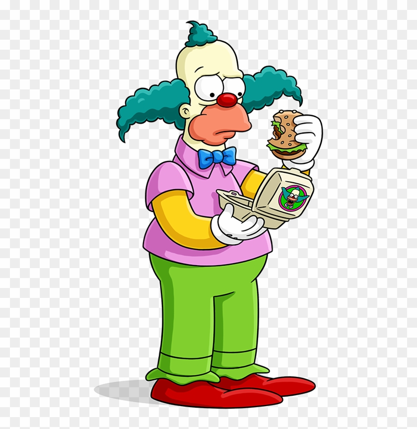Herschel Schmoeckel Pinchas Yerucham Krustofsky The - Simpsons Krusty The Clown #177068