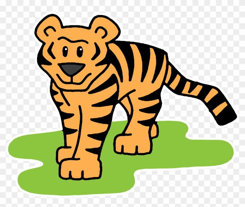 cartoon bengal tiger free transparent png clipart images download rh clipartmax com Penguin Clip Art Panda Clip Art
