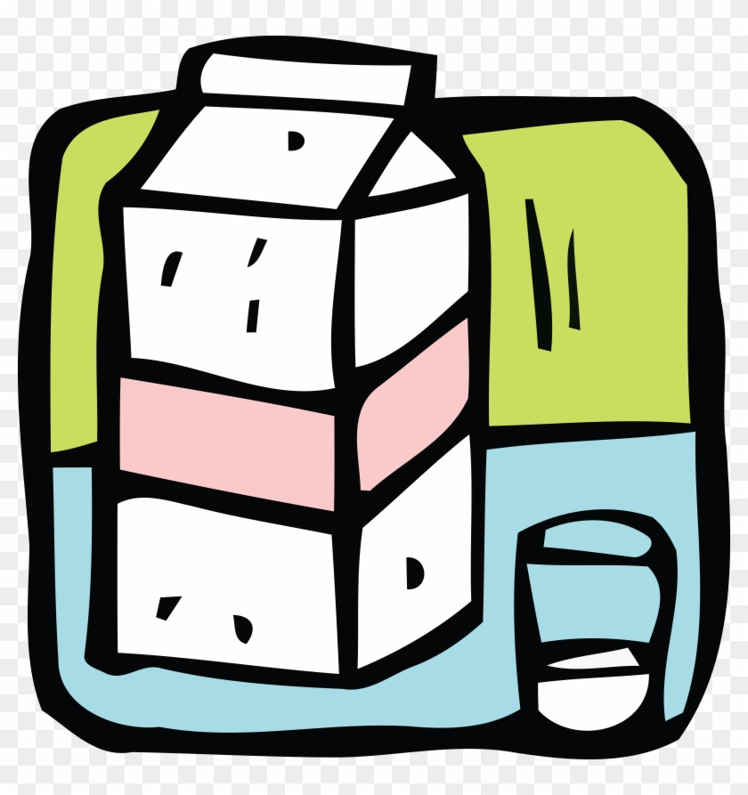 Free Clipart Of Milk - My Calorie Counting Journal: Calorie Counting Tracker #177247