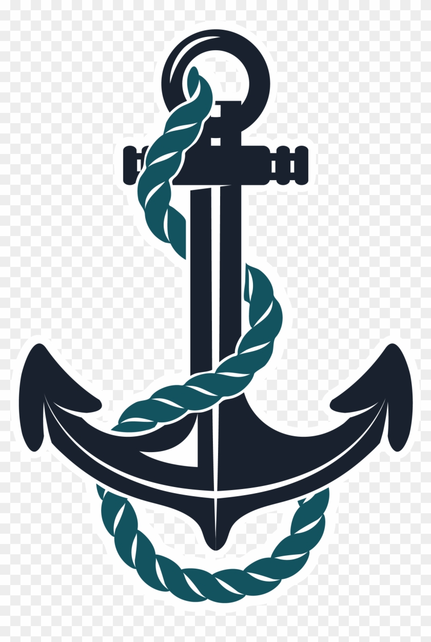 Anchor Clip Art Old Fashioned Anchor Tattoo Free Transparent Png