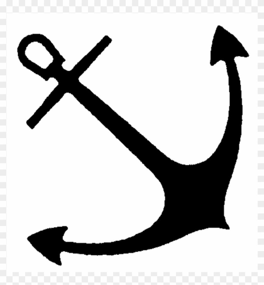 Anchor Rubber Stamp - Rubber Stamp #177457