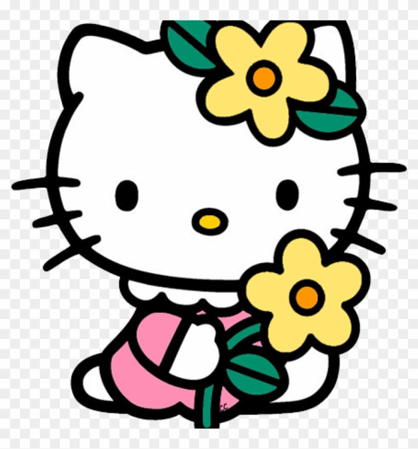 Hello Kitty Clipart Hello Kitty Clip Art Cartoon Clip - Hello Kitty Pal Size Puzzle #177624